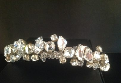 Large Jewel Tiara